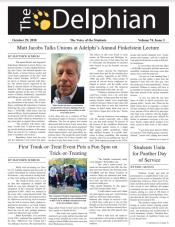 Click to download the latest Delphian issue